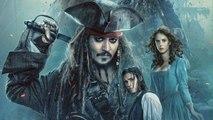 Johnny Depp ringiovanito nel trailer de I Pirati dei Caraibi 5