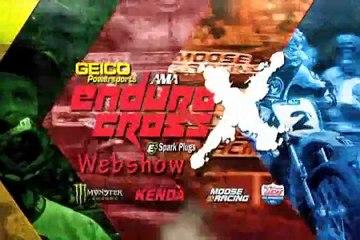 GEICO Endurocross Round 2 Web Show