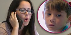 Jace's Heartbreak! Jenelle Evans' Fight With Mom Barbara EXPLODES In Front Of The 7-Year-Old In A 'Teen Mom 2' Clip