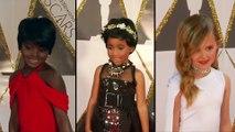 Oscars 2017 : les tenues de stars... version enfants !