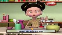 3D Rimas Colección | 30 canciones infantiles de la Colección | Verduras Rimas de Compilación | Rima