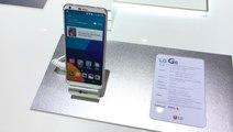 LG G6 : prise en mains au MWC