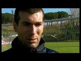 Les coup-francs de Zinedine Zidane
