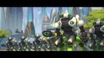[NEW HERO - COMING SOON] Orisa Origin Story - Overwatch