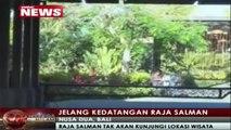 Rencana Kegiatan Raja Salman saat Berlibur di Bali