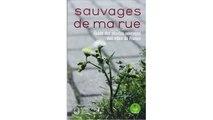 [Download PDF] Sauvages de ma rue : Guide des plantes sauvages des villes de France