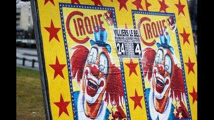 Reportage Fratellini Zavatta et Italiano  trois cirques en opération séduction à Villiers-le-Bel