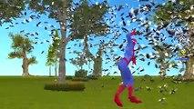 La Grasa De Spiderman Dedo De La Familia Rimas   Joker Broma Abejas Ironman Médico Congelado Elsa Vs Grasa Sp