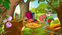 La pila de la obra rompecabezas de dibujos animados educativos para niños engry birds tom y jerry de dibujos animados n