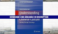 Free ePub Understanding Emotion in Chinese Culture: Thinking Through Psychology (International and