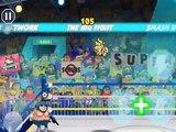 Super Chicos de La Gran Pelea iOS/Android Peleas de Equipo