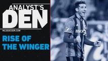 The rise of the goalscoring winger | Analyst's Den