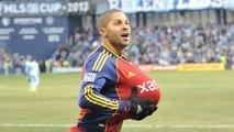 Alvaro Saborio's best highlights in MLS