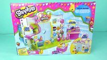 BIG SHOPKINS SMALL MART SURPRISE Toys Blind Bags, 12 Packs, 5 Pack Special Fluffy Baby ULT