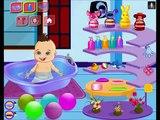 La diversión de Cuidado de Mascotas, Juegos para Niños Entrenamiento para ir al Baño, del Baño, de Vestir, Médico, Juegos de Diversión para los Niños
