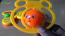 Cinco Bebés Poco De Juego Coches De Juguete | Zool Bebés Divertidas Canciones | Cinco Bebés Pequeños Collectio