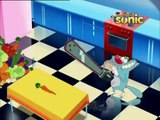 Oggy And The Cockroaches Episode 5 (living carrots) Hindi-Sonic
