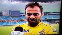 The most emotional interview of Wahab Riaz will bring tears to your eyes