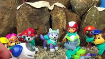 Paw Patrol Road Trip Part 5 - Mountain Rescue with Ryder Rubble Chase Marshall Zuma Everes