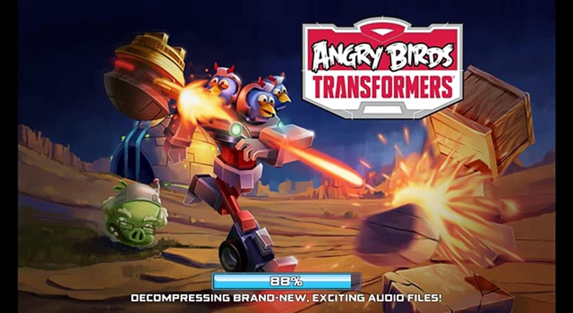 Best Mobile Kids Games - Angry Birds Transformers - Rovio Entertainment Ltd