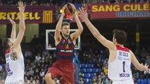 [HIGHLIGHTS] BASKET (Eurolliga): FC Barcelona Lassa – CSKA Moscou (61-85)