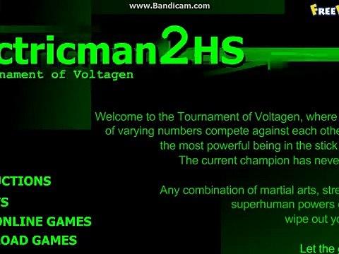 Electricman 2 - PRO Perfect Win (0 Deaths)