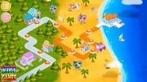Las Vacaciones de verano de la Diversión En La Playa de Libii Juegos para Niños Increíble viaje a la playa