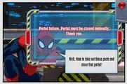 El hombre Araña JUEGO de Monstruos en la ciudad! JUEGOS para NIÑOS en línea! Juegos De Hombre Araña! #juegos