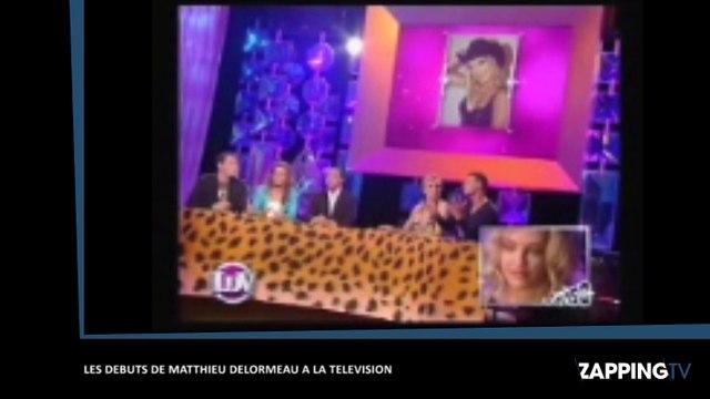Matthieu Delormeau – TPMP : Le chroniqueur a 43 ans, retour sur ses débuts à la télévision (Vidéo)