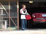 Katherine Heigl Knocks Someone's Car Up