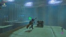 Soluce Zelda Breath of the Wild - Sanctuaire Wa'Modai