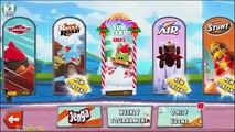Angry Birds Go! Santas Sleigh Holiday Kart - Angry Birds Go! SubZero Xmas New Update!