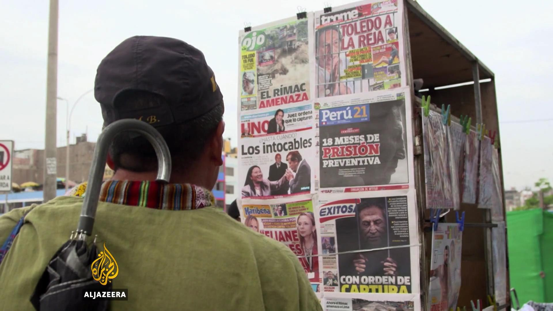 Nuqanchik: Peruvian news and the politics of language - The Listening Post (Feature)