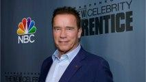 Arnold Schwarzenegger Quits As Host Of The New Celebrity Apprentice