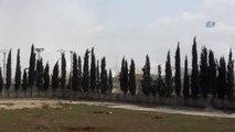 Suriye Rejim Uçakları Şam Civarını Bombaladı Dört Kişi Öldü- Rusya Savaş Uçakları Hama ve İdlibi...