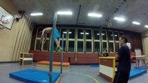 Parkour & Freerunning - Entrainement 2014 en salle - Kaïko Parkour