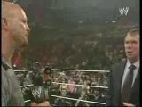 Saturday Night's main event august 2007 Stone COLD Part 1