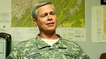 War Machine on Netflix with Brad Pitt - Official Teaser Trailer