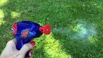 Человек-Паук Человек-паук пузырь пистолет пузырь машины пузырь генератор мыльных пузырей игры для детей игрушки видео