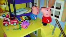 Свинка Пеппа- раскраска Пепи и Джорджа peppa pig свинка пеппа все серии подряд, свинка пеп