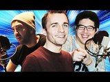 Le doublage de Ratchet & Clank : le film ! Squeezie - Le Rire Jaune - Jhon Rachid
