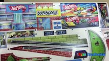 Hot Wheels Criss Cross Crash Track Motorized Toys Cars for Kids Disney Cars Toys Ryan Toys