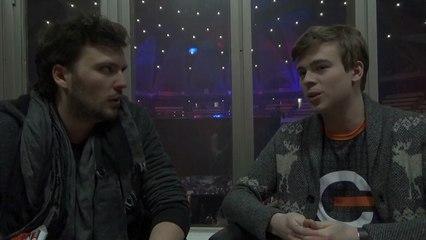 Interview de Chap