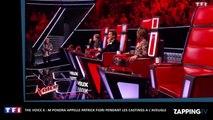 The Voice 6 : M Pokora appelle Patrick Fiori pour convaincre un candidat (Vidéo)