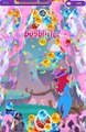 Bubble Witch Saga 3 - FASE 198 - LEVEL 198