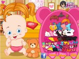 Baby with teady bear game , nice game for childrens , super game for kids , fun ga,me for kids