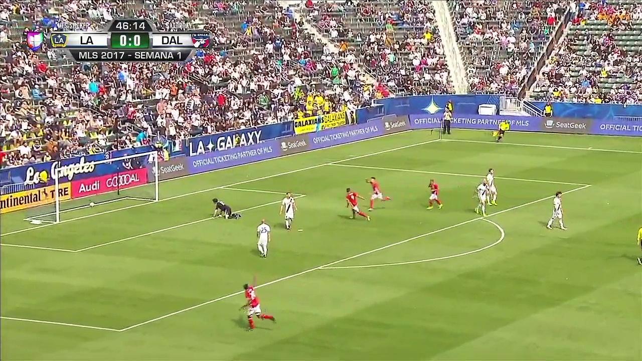 HIGHLIGHTS HD – LA Galaxy 1-2 FC Dallas – 04.03.2014 MLS