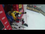 Alpine Skiing World Cup 2016-17 Mens Giant Slalom 2^ Run kranjska Gora 04.03.2017