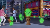 Legende van de Kryptomites Deel 1 | Web-aflevering 303 | DC Super Hero Girls