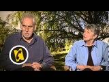 Interview Jeff Bridges - The Giver - (2014)